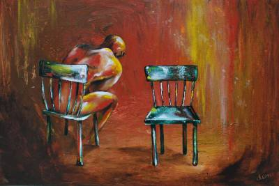 """The Empty Chair""- Dena Lowery,"